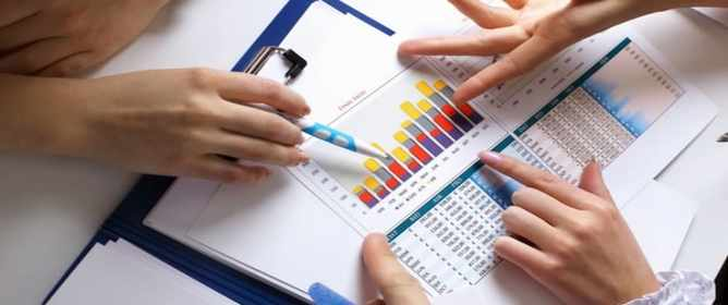نسبت های مالی حسابداری