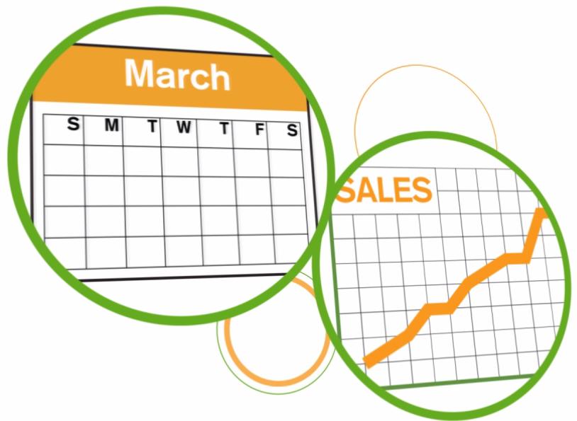 سند حسابداری فروش