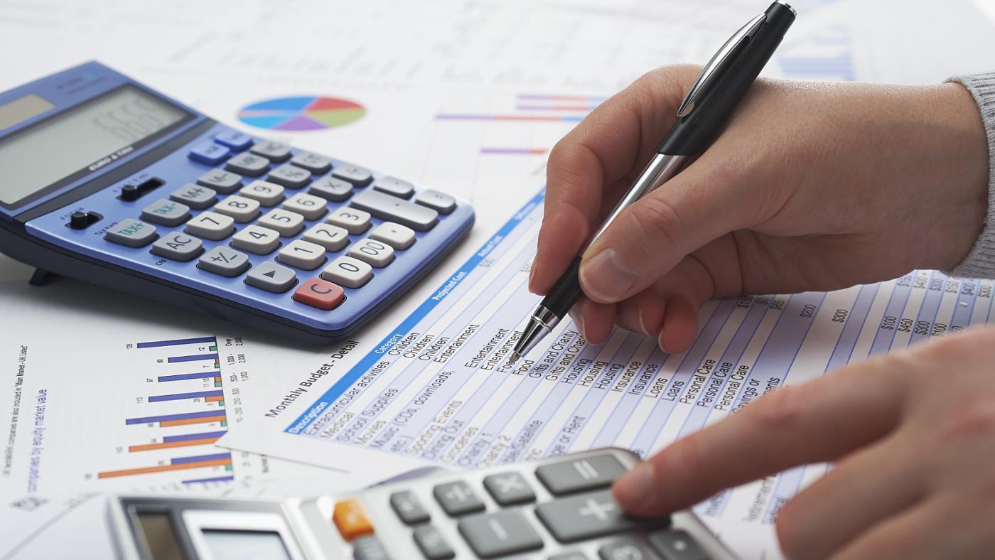 مدیریت هزینه ها و درآمدها