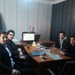 بازدید برنامه نویسان نوجوان از شرکت بامداد