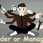 مدیریت و رهبری: این دو با هم چه تفاوت هایی دارند؟