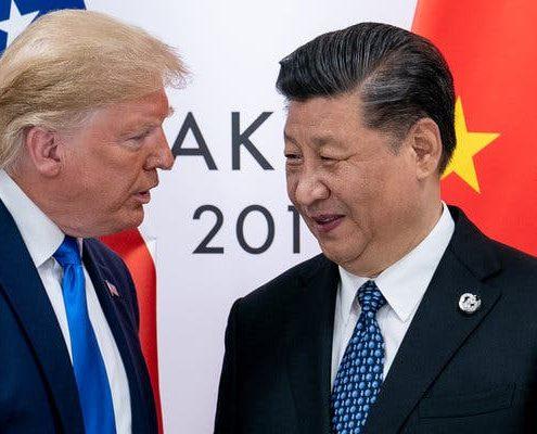 توافق چین و امریکا