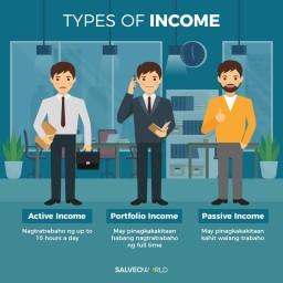 منابع درآمد